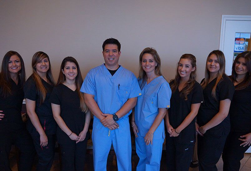 Smile Artist Dentistry Team