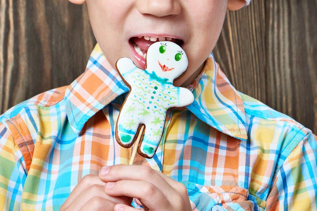 holiday and healthy teeth