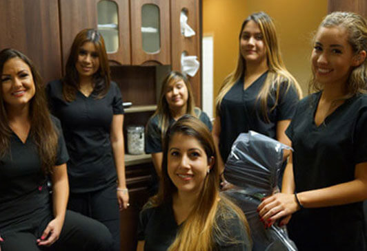 Cabrera Dental Associates Team One