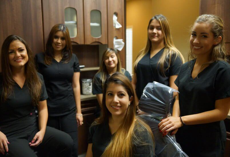 Cabrera Dental Associates Team